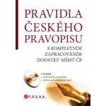 Pravidla českého pravop. + CD Kolektiv autorů,