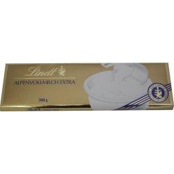 Lindt mléčná čokoláda 300 g