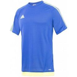 b316d191c Adidas dres Performance ESTRO 15 JSY Modrá / Žlutá alternativy ...