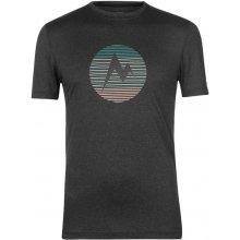 Marmot Transport T Shirt Mens Black Heather