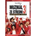 muzikál ze střední 3: maturitní ročník - rozšířená verze DVD