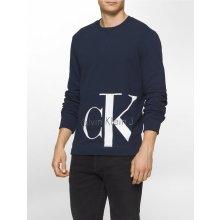 c142bdc48b Calvin Klein pánské mikina REISSUE LOGO SWEATSHIRT