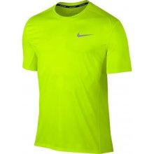 Nike DRY MILER TOP SS žluté 833591-702