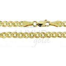 Náramek ze žlutého zlata LUXUR GOLD 3640060