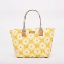 93a60420c2 Brakeburn dámská kabelka květiny žlutá