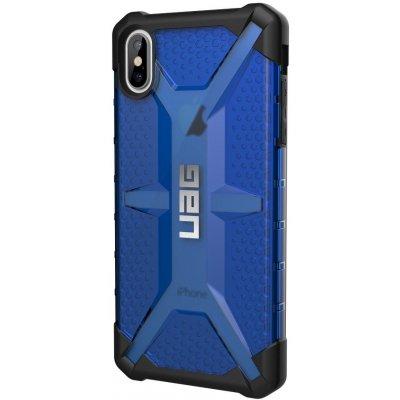 Pouzdro Plazma Urban Armor Gear IPHONE XS Max modré čiré