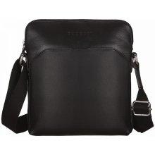 94e0425883 Bugatti kožená taška na doklady SEGNO 49548201 černá