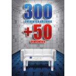 Knižní klub 300 švédských křížovek + 50 osmisměrek