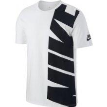 Nike NSW TEE HYBRID 1 911966-100 bílá