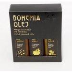 Bohemia Oleje hořčičný makový dýňový olej 300 ml