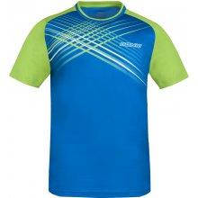 Donic tričko Attack modré modrá