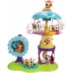 Hasbro Littlest pet shop magic motion hrací set