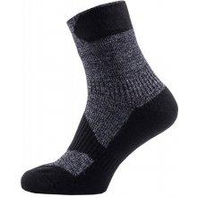 bb39d951fb SealSkinz ponožky Walking Thin Ankle černá šedá