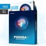 POHODA Jazz MLP E1 - obchodní varianta bez účetnictví