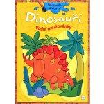 Vodní omalovánky Dinosauři