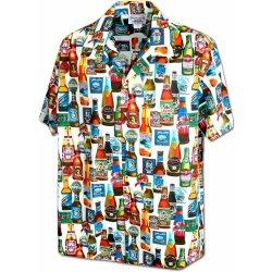 19069c0cc22 Havajská košile s motivem Route 66 pánská košile - Nejlepší Ceny.cz