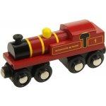 Bigjigs Originální lokomotiva Metropolitan