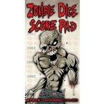 Steve Jackson Games Zombie Dice: Score Pad