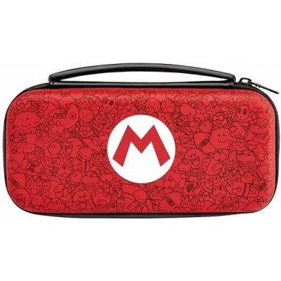 PDP Super Mario Bros Mario Remix Deluxe Travel Case Switch