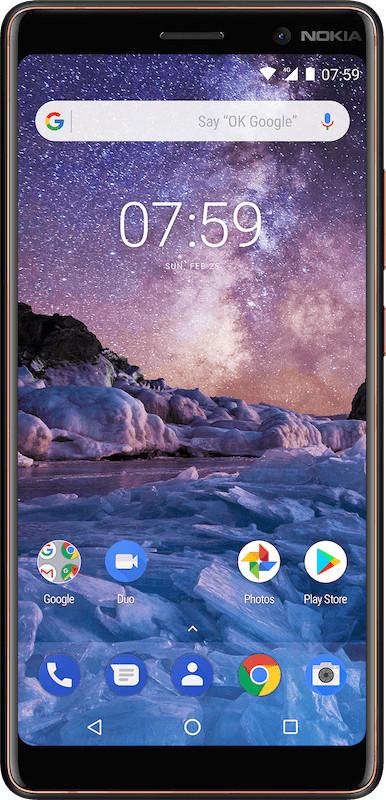 Nokia 7 Plus Single SIM na Heureka.cz
