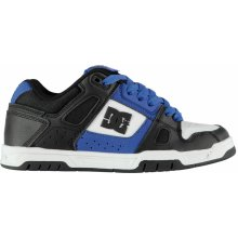 DC Shoes Stag Sn00 Black Blue aa7da416cf