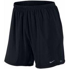 Nike 7 Distance pánské kraťasy černé 5bbeb1ecf2