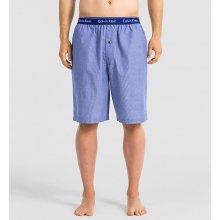 Calvin Klein Pánské kraťasy Shorts U1720E modrá/bílá
