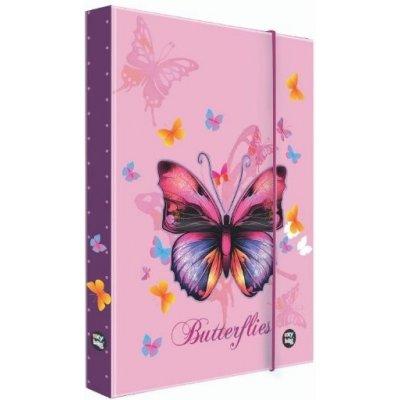 Karton P+P A5 Jumbo Motýl 8-72321