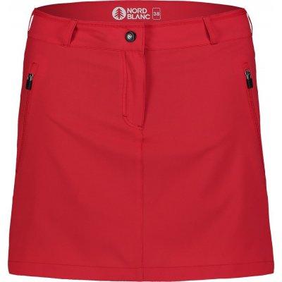 Nordblanc dámská sukně NBSSL7420 červená