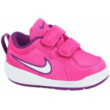 Nike Pico 4 Infant Girls Trainers Pink White 5286f4cbe3
