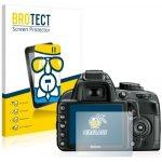 Tvrzená fólie AirGlass Premium pro Nikon D3100