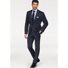 Bruno Banani oblek 4 dílný kravata a kapesník námořická modrá