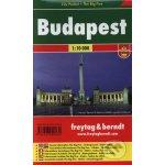 Olympia Budapešť mapa FaB-kapesní