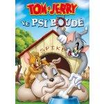 Tom a Jerry: Ve psí boudě DVD