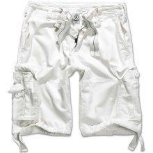 Brandit Vintage Classic shorts bílé