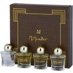 M. Micallef Akowa + Emir + Pure + Ananda Dolce EdP 4 x 5 ml dárková sada