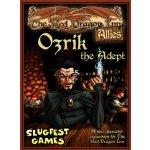 Slugfest Games Red Dragon Inn Allies: Ozrik the Adept