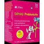 Liftea Dětský ProbioActiv 10 sáčků