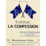 La Confession La Confession St. Emilion Grand Cru červené 2011 0,7 l