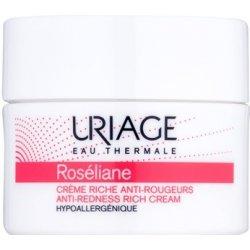 Uriage Roséliane vyživující denní krém pro citlivou pleť se sklonem ke zčervenání (Anti - Redness Rich Cream) 40 ml