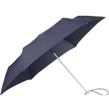 SAMSONITE Deštník Alu drop skládací mechanický modrý