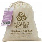 Healing Nature sůl koupelová s levandulí a růží 1 kg