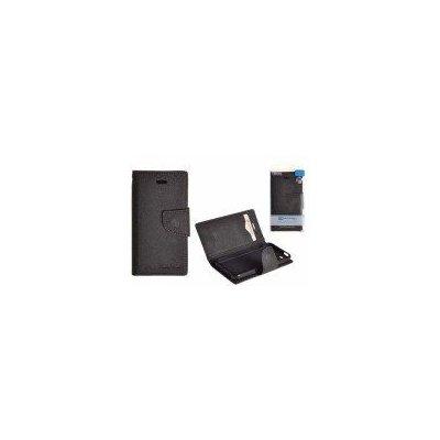 Pouzdro Goospery Mercury Flipové Samsung G357 Galaxy Ace 4 černé