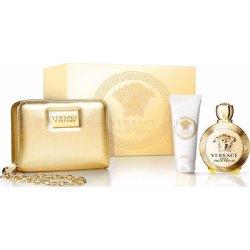 Kosmetická sada Versace Eros Pour Femme EDP 100 ml + tělové mléko 100 ml +  kabelka 07ddd4fd2e