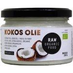 Organic Food Raw extra panenský kokosový olej Raw 200 g