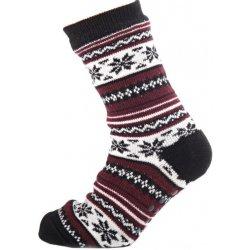 1333b4fe95e Teplé pánské zimní ponožky Tony bordó alternativy - Heureka.cz
