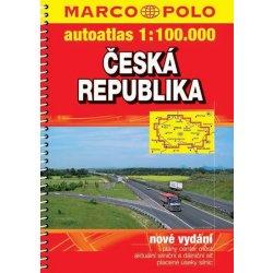 Česká republika autoatlas 1:100.000