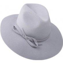 ed47ccaf7f2 Plstěný klobouk šedá Q8105 52727 14AB