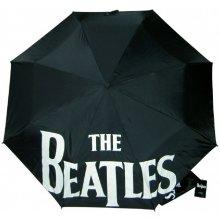 The Beatles deštník Drop T Logo Black