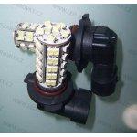 LED žárovka 12V s paticí H8 bílá 68x tříčipová SMD LED 1ks